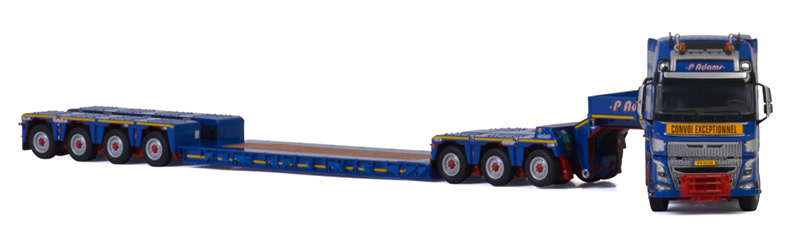 01-2619 - WSI Model P Adams Volvo FH4 Globetrotter XL Tractor