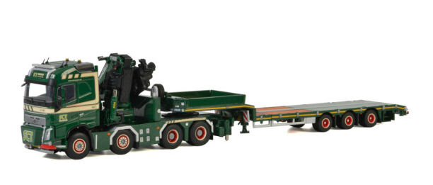 01-2651 - WSI Model SCT Transport Volvo FH4 Globetrotter Straight Truck