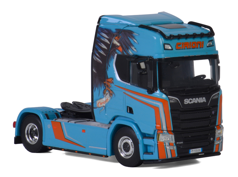 01-2665 - WSI Model Cirioni Scania R Highline