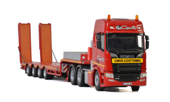 01-2827 - WSI Model Transports Capelle Scania R Highline CR20H 6x2