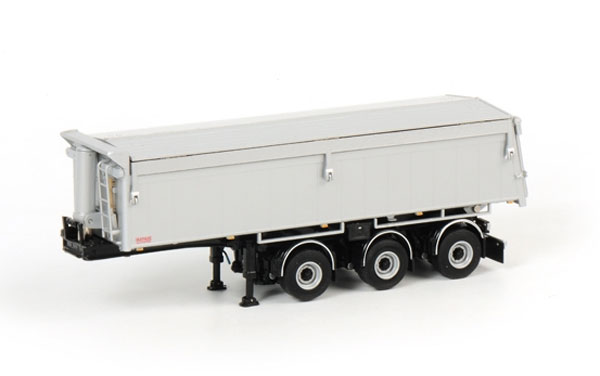 03-1003 - WSI Model Asphalt and Sand 3 Axle Tip Trailer
