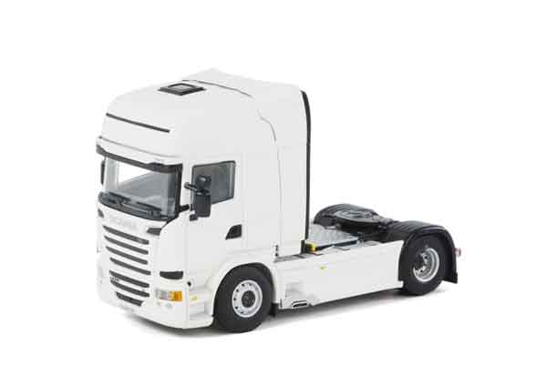 03-1139 - WSI Model Scania R Streamline White Line Cab Only