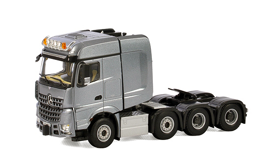 04-1175 - WSI Model Mercedes Benz Arocs MP4 Big Space 8x4