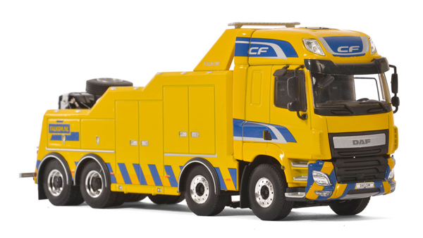 04-2005 - WSI Model DAF CF SC Wrecker