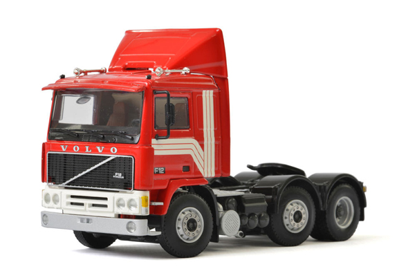 04-2013 - WSI Model Volvo F12 6x2 Cab Only