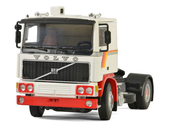 04-2014 - WSI Model Volvo F12 Tractor Cab Only
