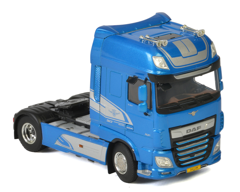 04-2062 - WSI Model DAF XF Super Space Cab MY2017