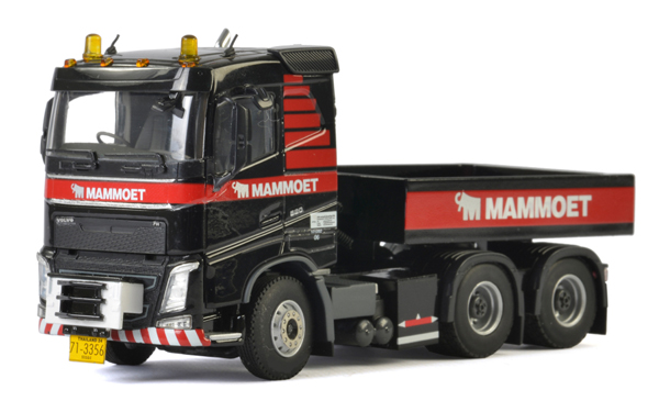 410231 - WSI Model Mammoet Volvo FH4 Ballast Truck Cab Only