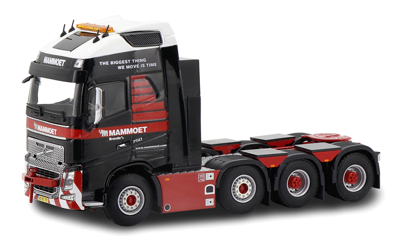 410241 - WSI Model Mammoet Volvo FH4 Globetrotter XL Cab Only