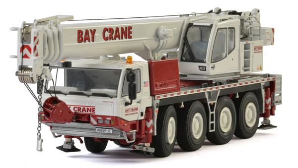 51-2010 - WSI Model Bay Crane Tadano ATF70G 4 Mobile Crane