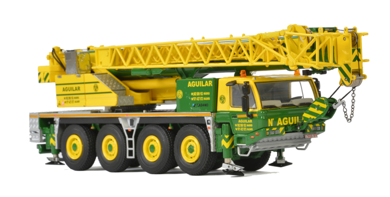 51-2024 - WSI Model Gruas Aguilar Tadano ATF 70 Mobile Crane