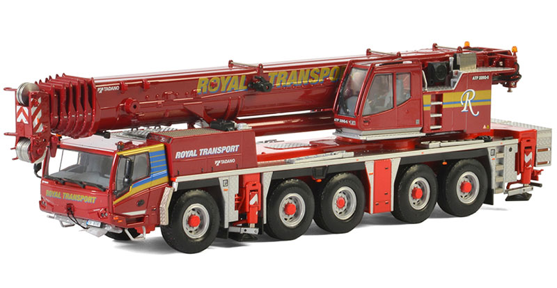 51-2025 - WSI Model Royal Transport Tadano ATF220G 5 Euro 4