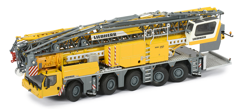 54-2003 - WSI Model Liebherr MK140 5 Axle Mobile Crane