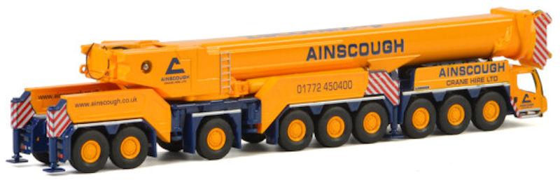 Liebherr LTM 1750 Ainscough Crane Hire WSI Models 71-2031 1:87