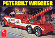 AMT - 1133 - Peterbilt 359 Wrecker