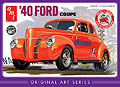 AMT - 730 - 1940 Ford Coupe