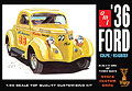 AMT - 824 - 1936 Ford Coupe