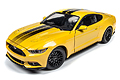 AUTO WORLD - 229 - 2016 Ford Mustang