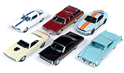 AUTO WORLD - 64202-A-CASE - Auto World 1:64