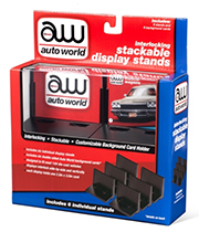 AUTO WORLD - AWDC017 - Stacking Display