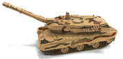 AUTO WORLD - AWML004-B - Military Tank in