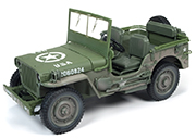 AUTO WORLD - AWML005-B - 1941 Jeep Willys
