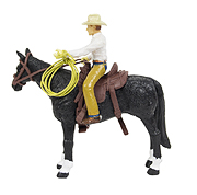 BIG COUNTRY - BC407 - Cowboy Figure with