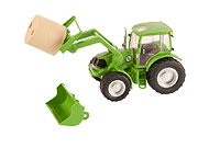 BIG COUNTRY - BC459 - Tractor and Implements
