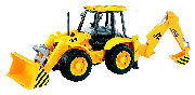 BRUDER - 02428 - JCB Loader Backhoe