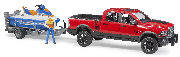 BRUDER - 02503 - RAM 2500 Power Wagon