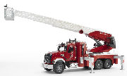 BRUDER - 02821 - MACK Granite Fire