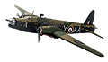 CORGI - AA34811 - Vickers Wellington