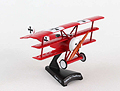 DARON - PS5349 - Fokker DR. 1 - Red