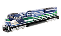 DIECAST MASTERS - 85534 - Progress Rail -