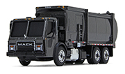 FIRST GEAR - 80-0331 - Mack LR Refuse Truck