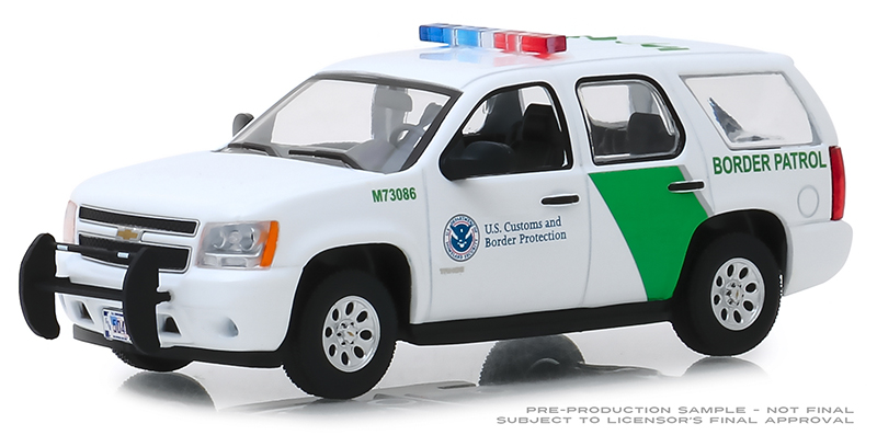 Greenlight Diecast US Customs And Border Protection 2010
