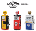 GREENLIGHT - 14040-SET - Vintage Gas Pump