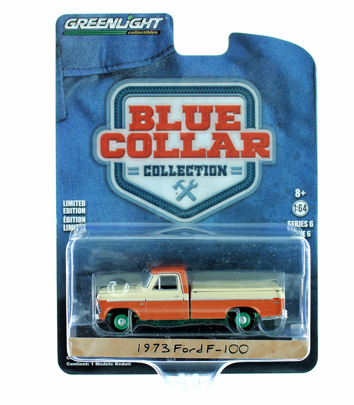 Snow Plow *** Greenlight  Blue Collar 1:64 NEU 1977 Dodge RamCharger