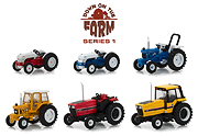GREENLIGHT - 48010-CASE - Down on the Farm