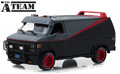 GREENLIGHT - 84072 - B.A.s 1983 GMC V