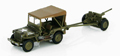 HOBBY MASTER - HG4213 - Willys MB Jeep with