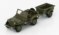 HOBBY MASTER - HG4214 - Willys MB Jeep with