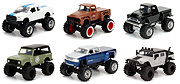 JADA TOYS - 14020-W19-CASE - Just Trucks - Wave
