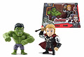 JADA TOYS - 97808 - Hulk and Thor Twin