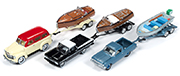 JOHNNY LIGHTNING - JLBT011-A-CASE - Johnny Lightning