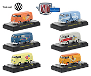 M2MACHINES - 32500-VW06-CASE - Volkswagen Release