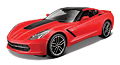 MAISTO - 38132R - 2014 Corvette Stingray