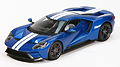 MAISTO - 38134BL - 2017 Ford GT in