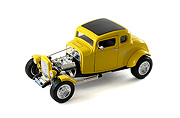MOTORMAX - 73172AC-Y - 1932 Ford Hot Rod