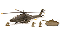 NEW-RAY - 21853 - Apache AH-64 with